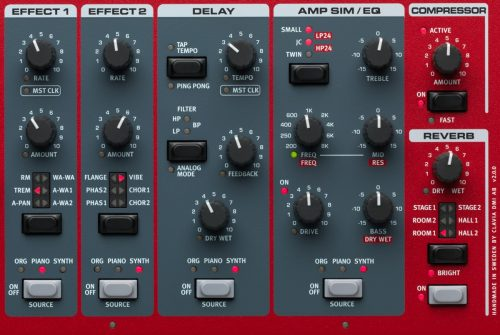 NORD STAGE 3 - ProAudio