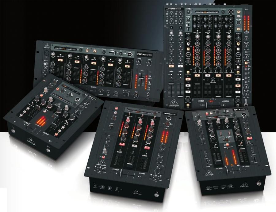 behringer_nox_dj2dj_mixers