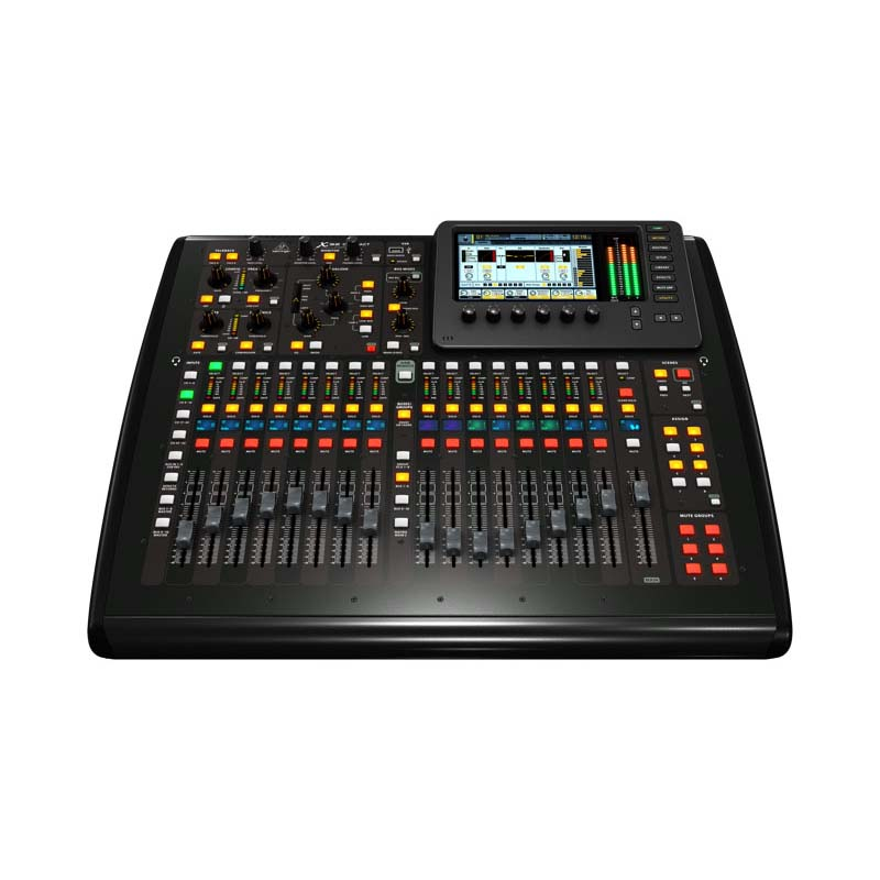 X32 compact proaudio for Firewire mixer motorized faders